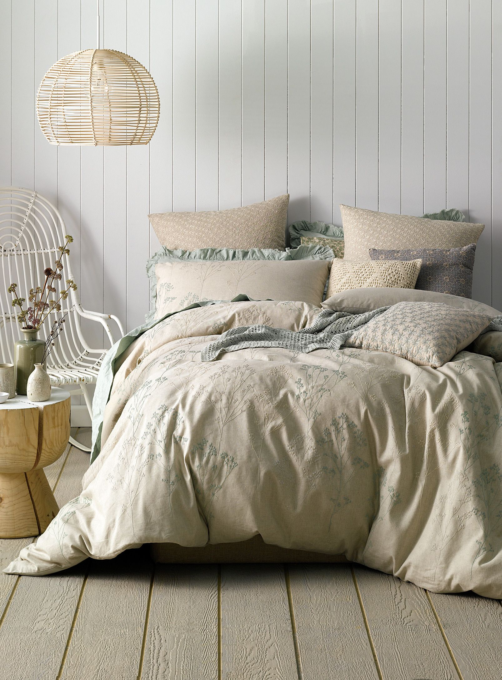 L 39 ensemble housse inglewood sign linenhouse inglewood for Housse duvet
