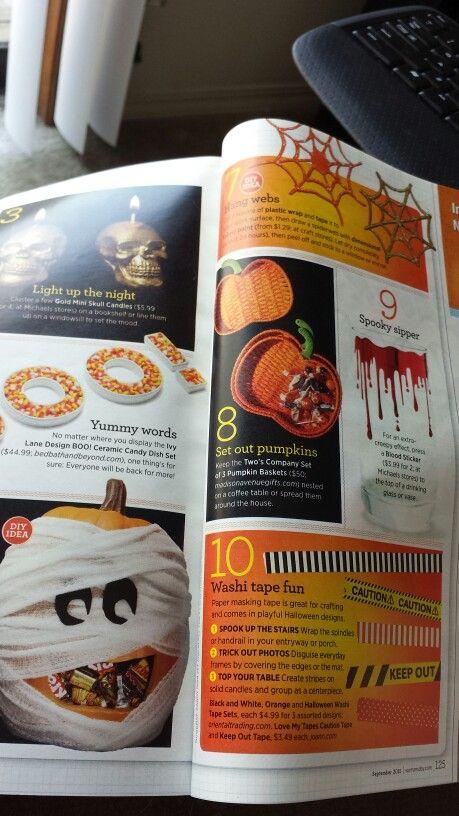 Halloween decorating ideas - Woman's Day