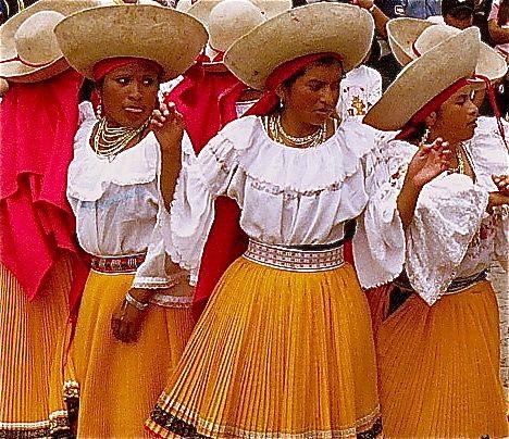 Women From Ecuador