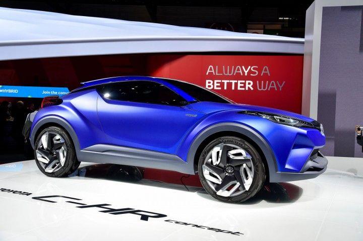 Toyota C HR Concept