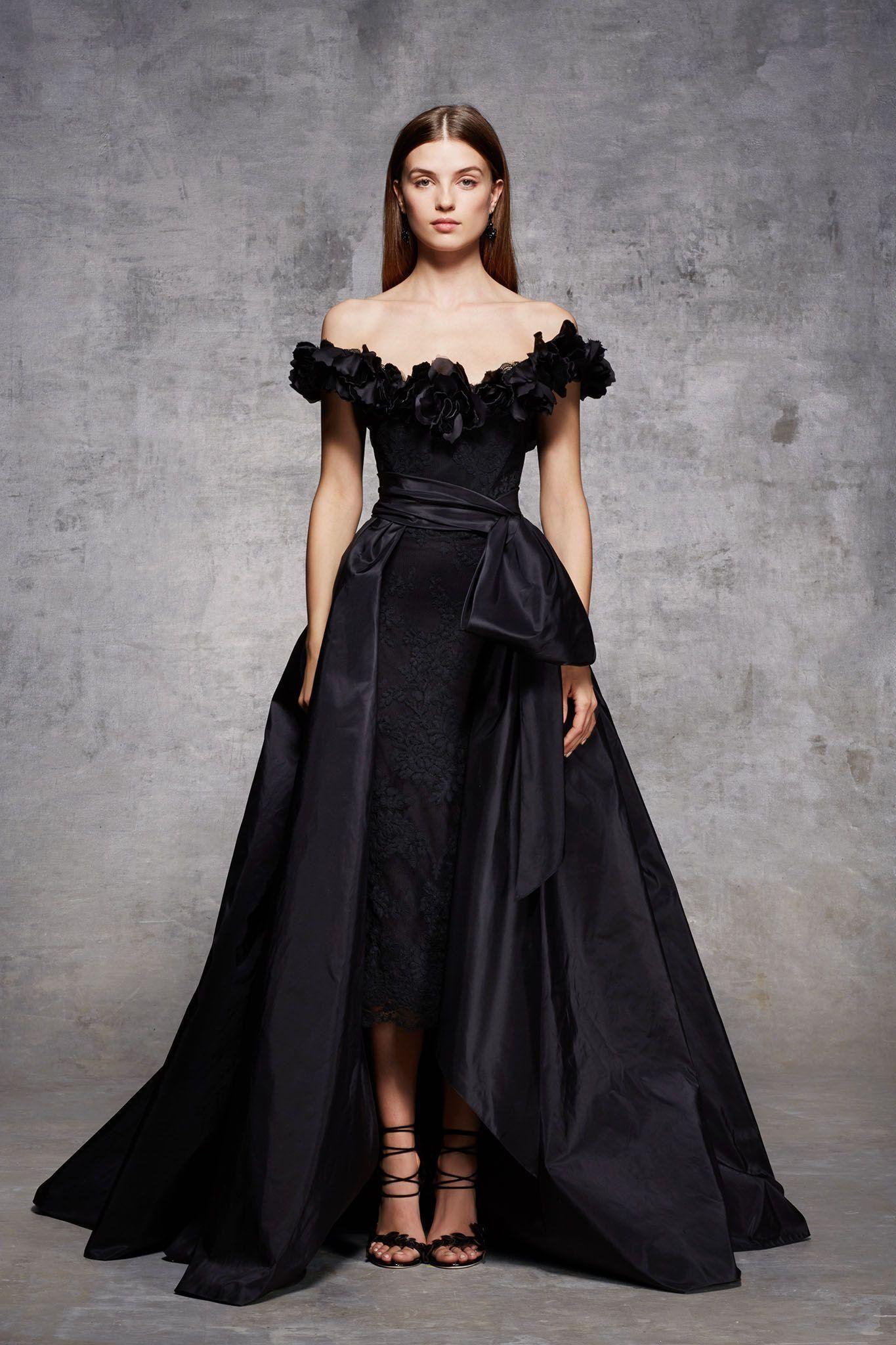 Marchesa prefall fancy dresses pinterest marchesa