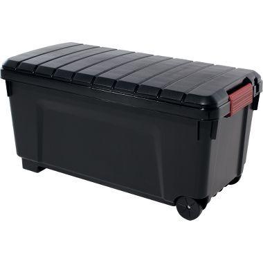 Wheeled Storage Trunk
