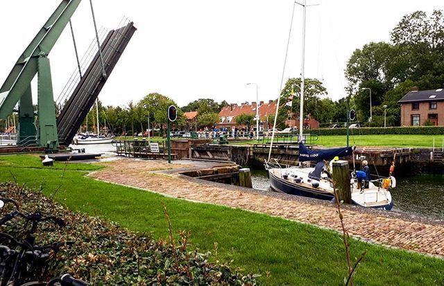 Hellevoetsluis,  Holland  #hellevoetsluis #holland #sailing #sail #yacht #yach...