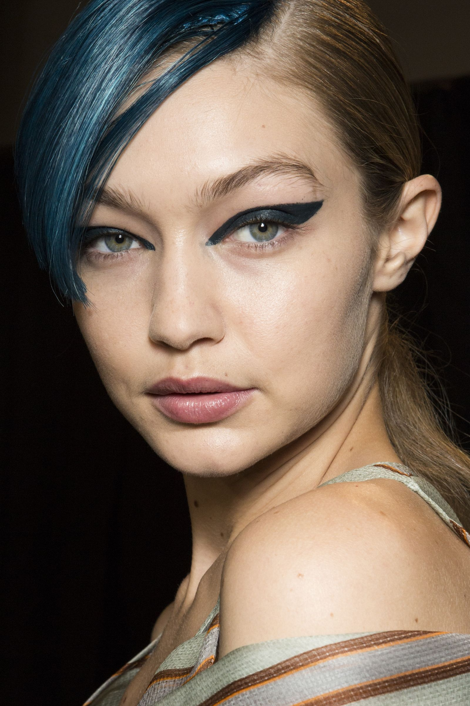 See The Best Makeup Looks From Fashion Month (So Far