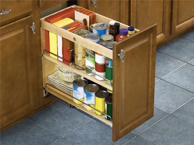 Findit Base Organizer At Lowes Kitchen Cabinet Storage Kitchen Cabinet Storage Solutions Kitchen Storage Organization