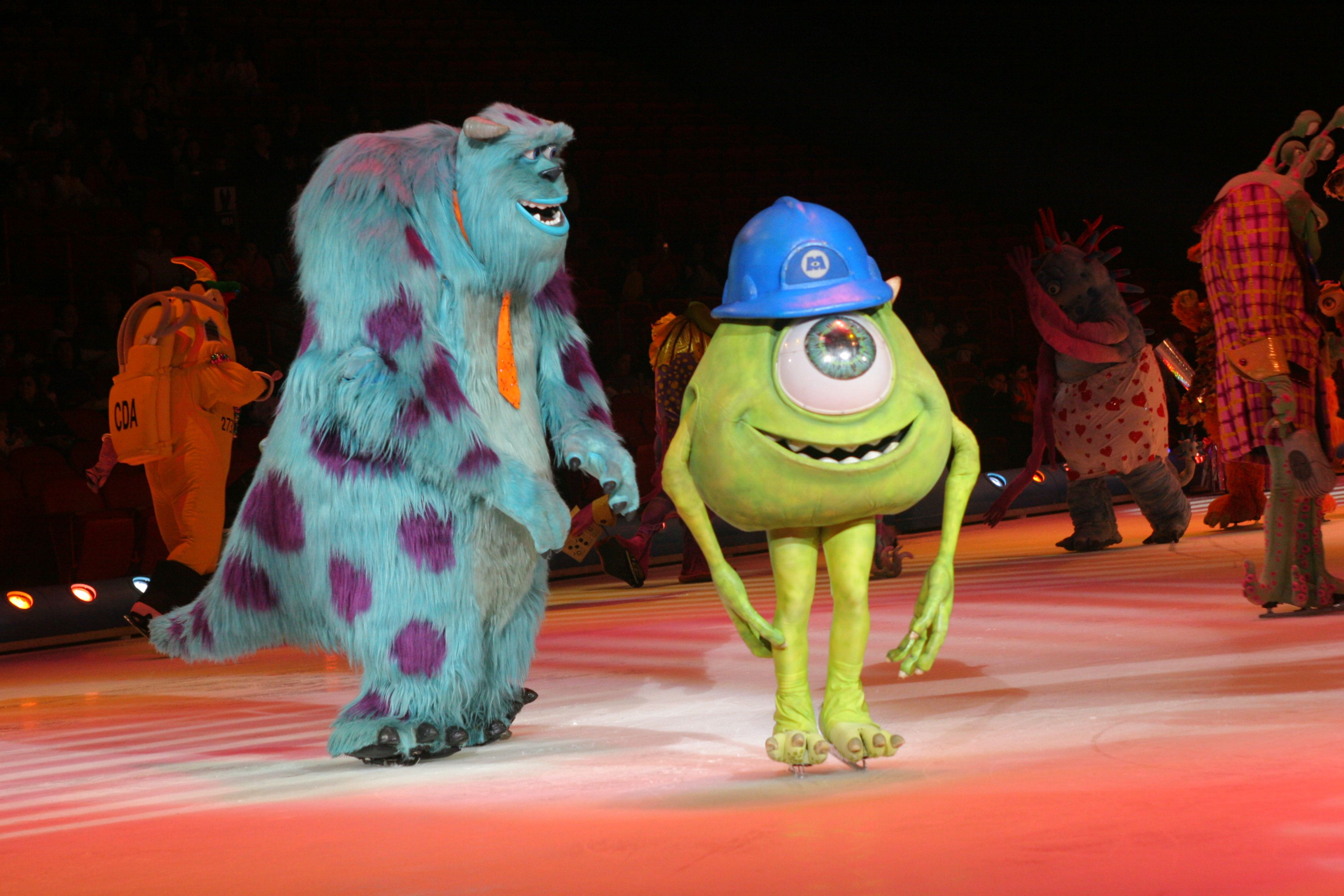 Resultado de imagen para disney on ice monster inc