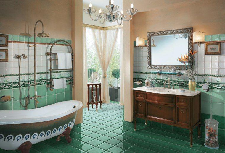 Retro Bathroom Decor Old Style Attraction Retro Bathroom Decor