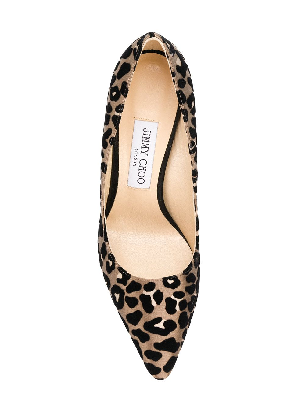 jimmy choo leopard heels