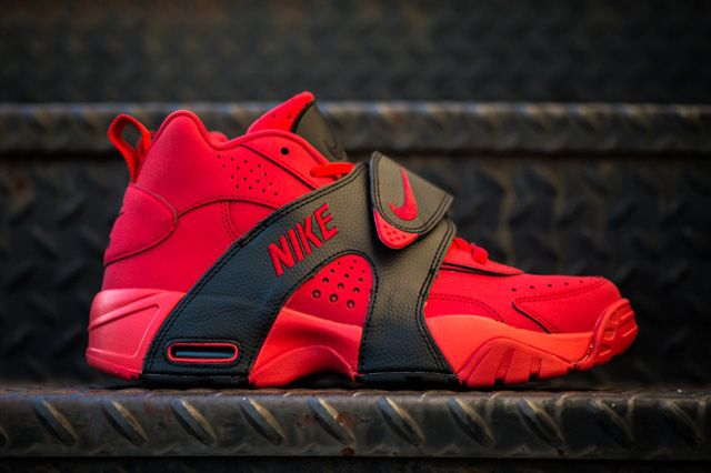 Nike Air Veer University Red/Black: The Air Veer is the latest Nike  silhouette to receive a