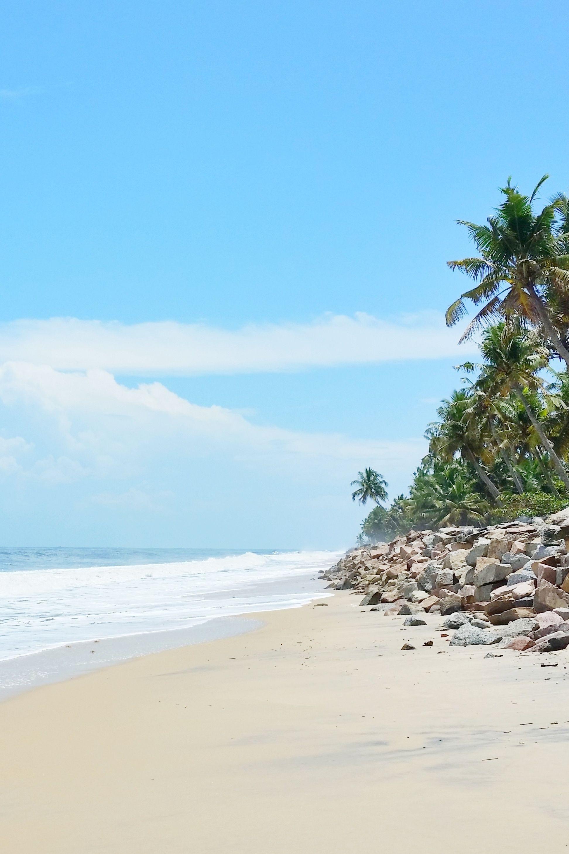 Kerala India beach picture