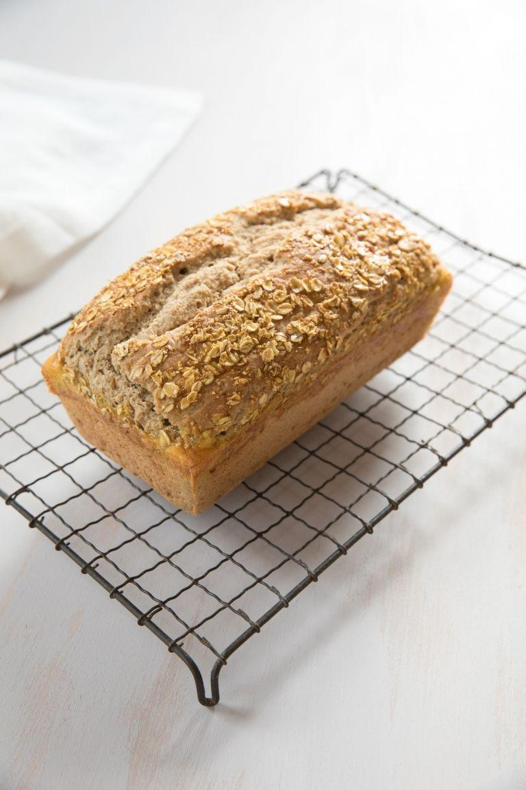 Gluten Dairy Free Oatmeal Bread Oatmeal Bread Foods With Gluten Dairy Free Recipes