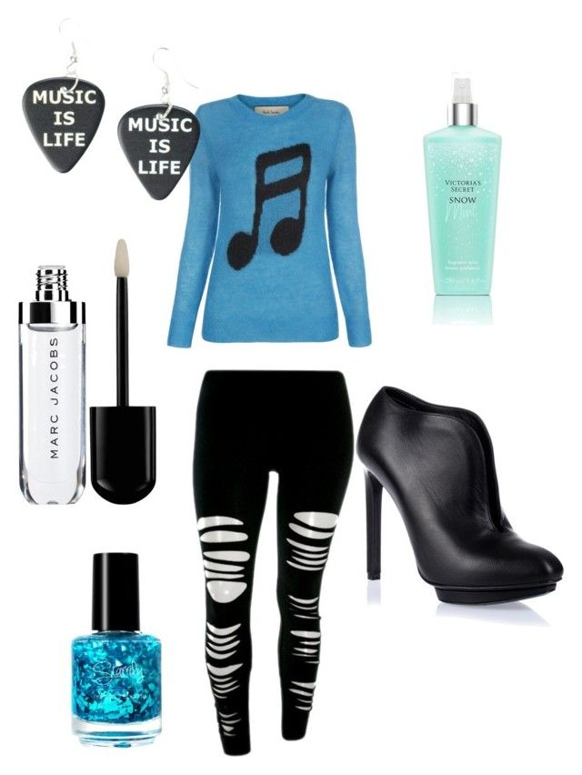 """i am ready for band"" by pandabellapanda ❤ liked on Polyvore"