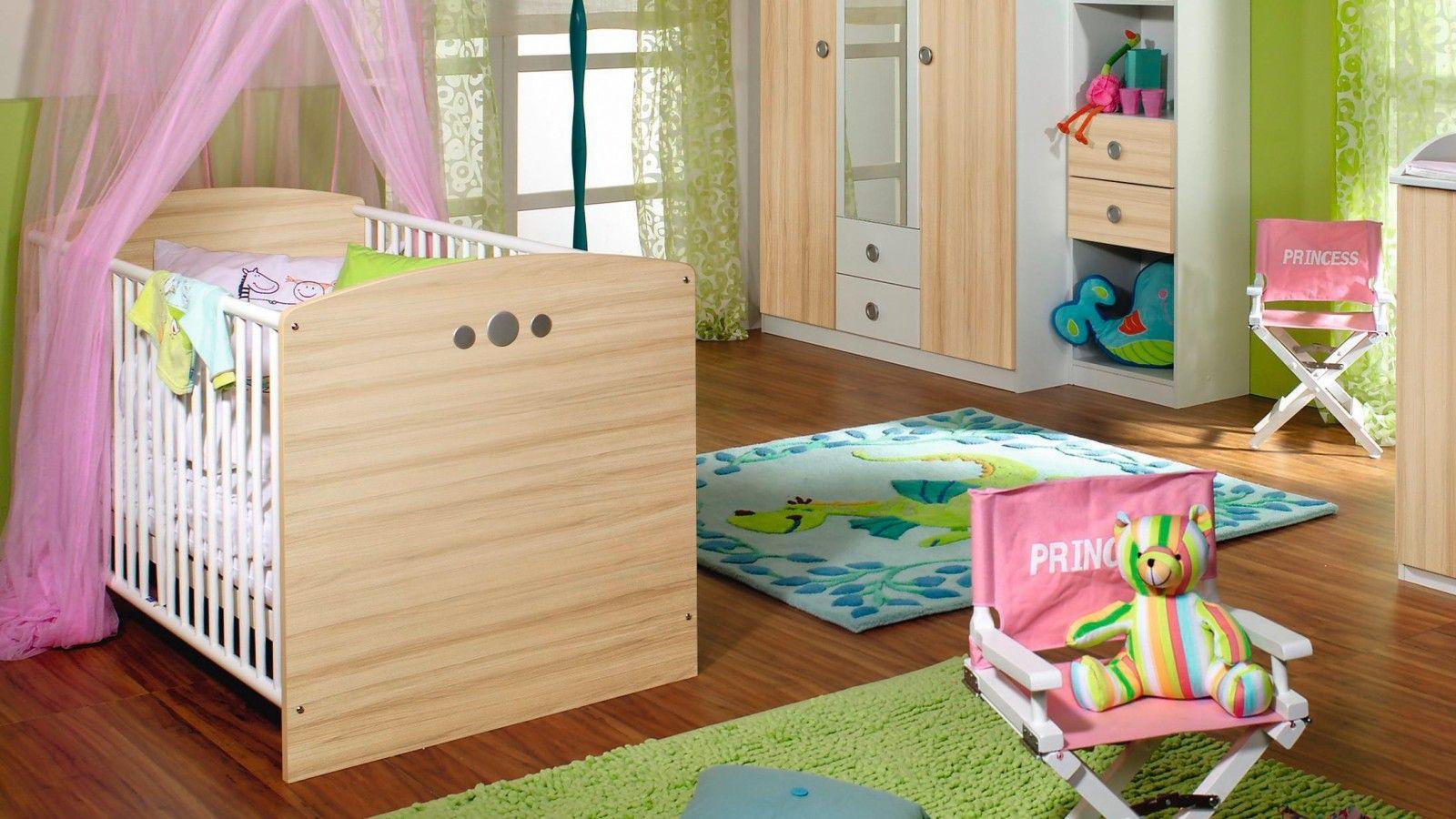 """Modernes Babybett """"Bea"""" nursery Möbel online kaufen"""
