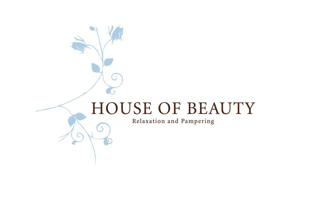 House Of Beauty Logo Designed By Perro Logo Corporateidentity Identity Logodesign Brand Graphicdesign House Of Beauty Beauty Logo Logo Design