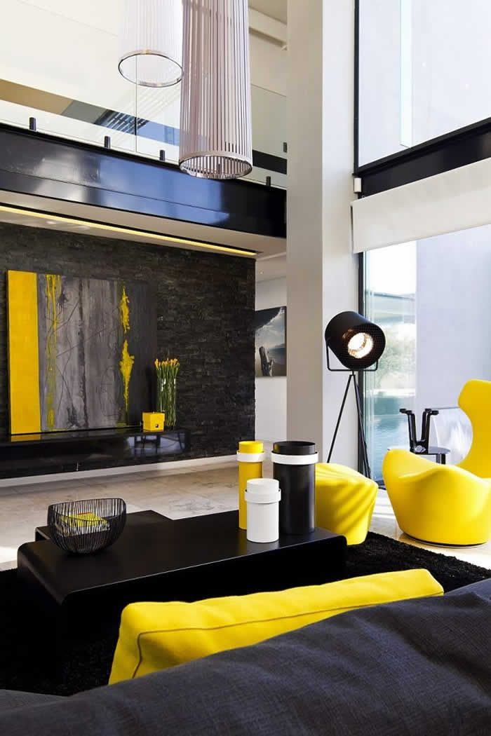 How To Enliven Dark Interiors With Bright Details - DesignerzCentral