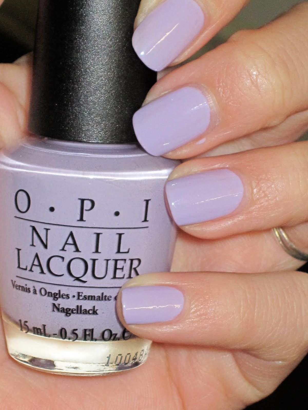 Rumples Wiggin. My favorite OPI color and the one I\'m currently ...