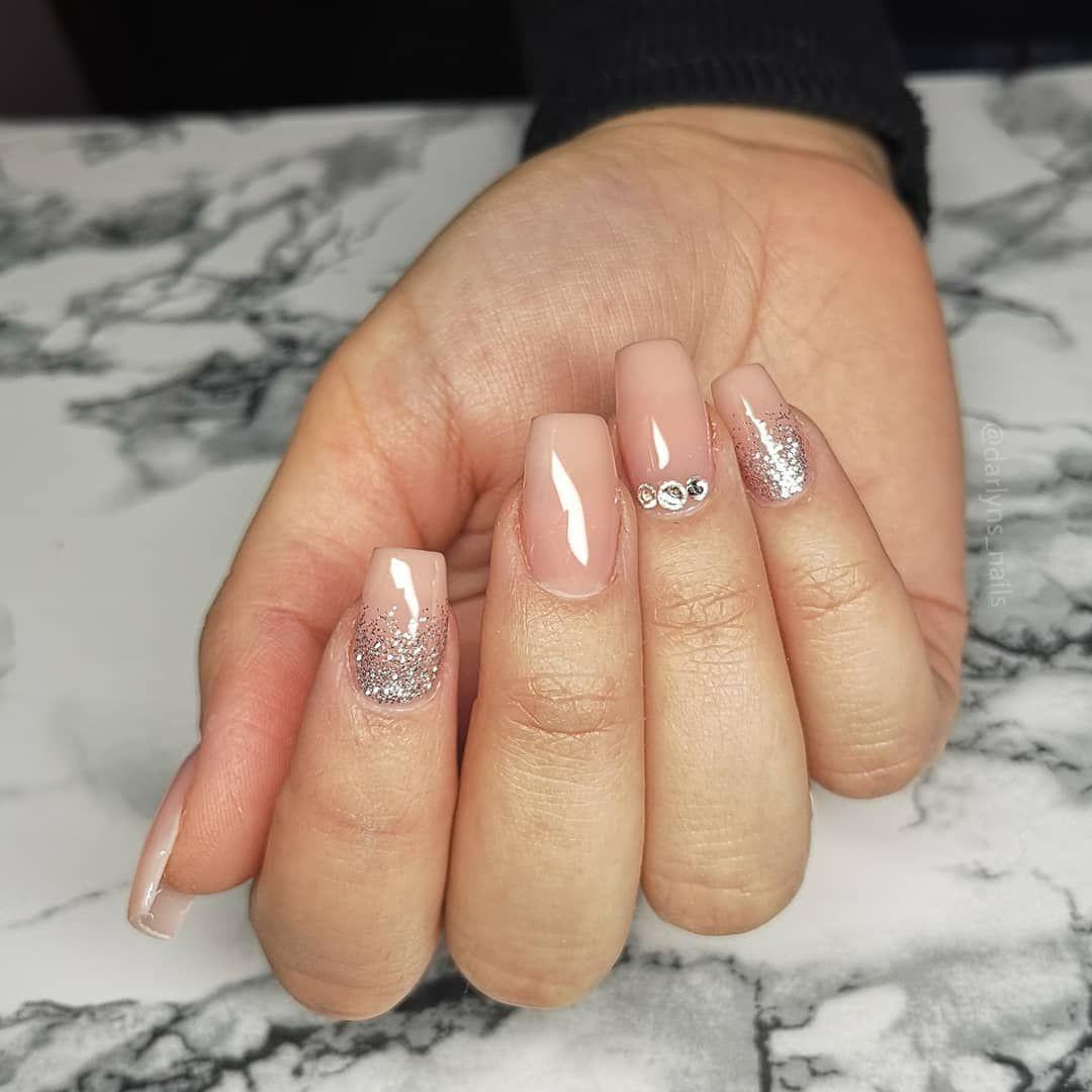 Makeup Altrosa Nailart Naildesign Gelnagel Gelnails Nails Nagel Naglar Nudenails Glitternails Nagelstudio Newnails Rosa Nagel Altrosa Nagelstudio