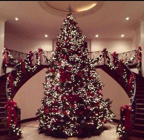 Christmastree Christmas Pinterest