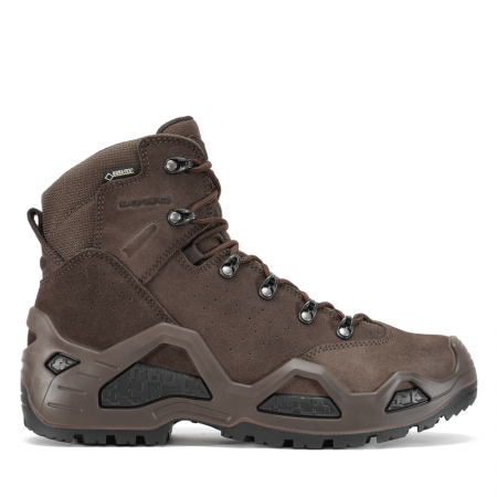 LOWA Z6S GTX Brown Military Mid-Boots - UK Sizes 4 - 13
