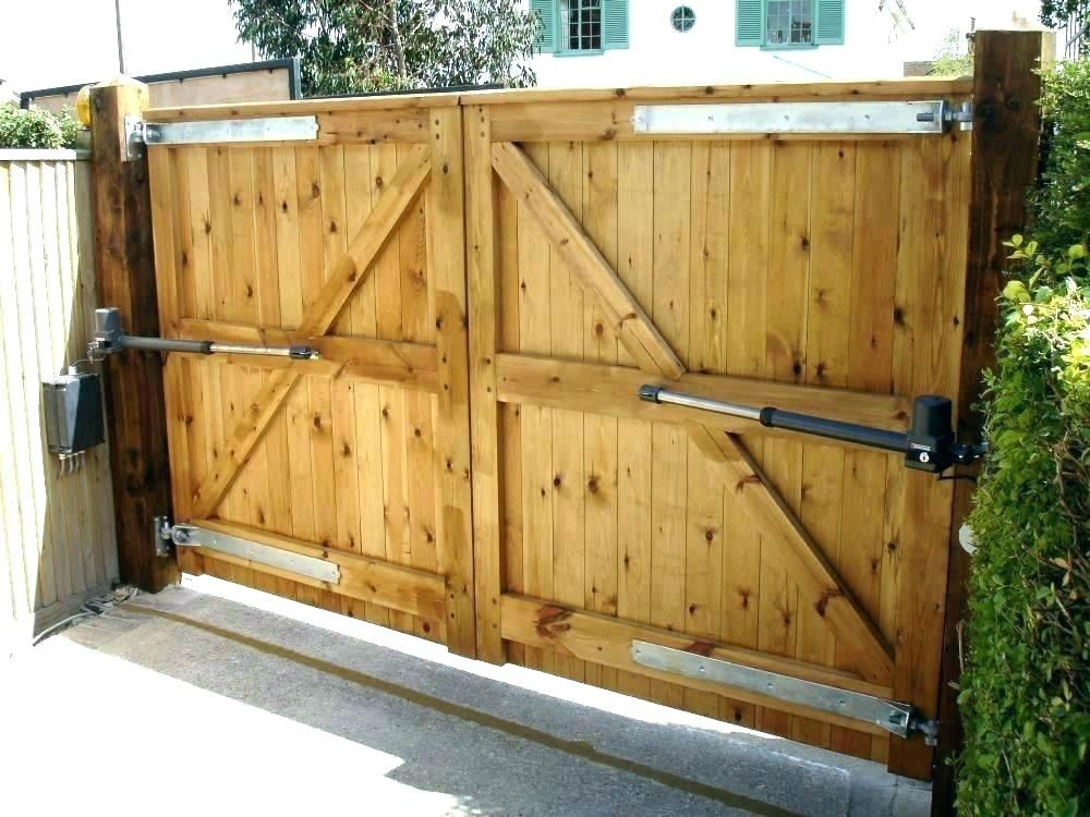 The Picturesque Fence Gate Ideas Privacy Gates Fencing With