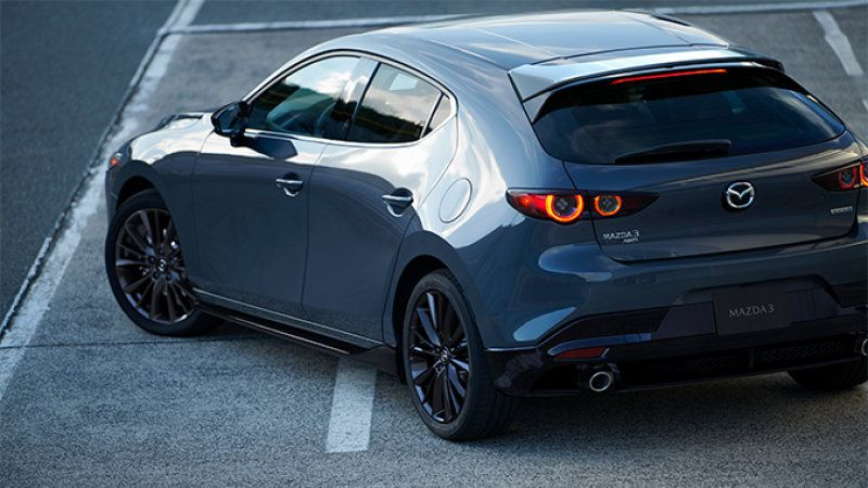 2019 Mazda3 Body Kit Miata Hard Top Shown At Tokyo Auto Salon Mazda 3 Hatchback Mazda Hatchback Mazda 3