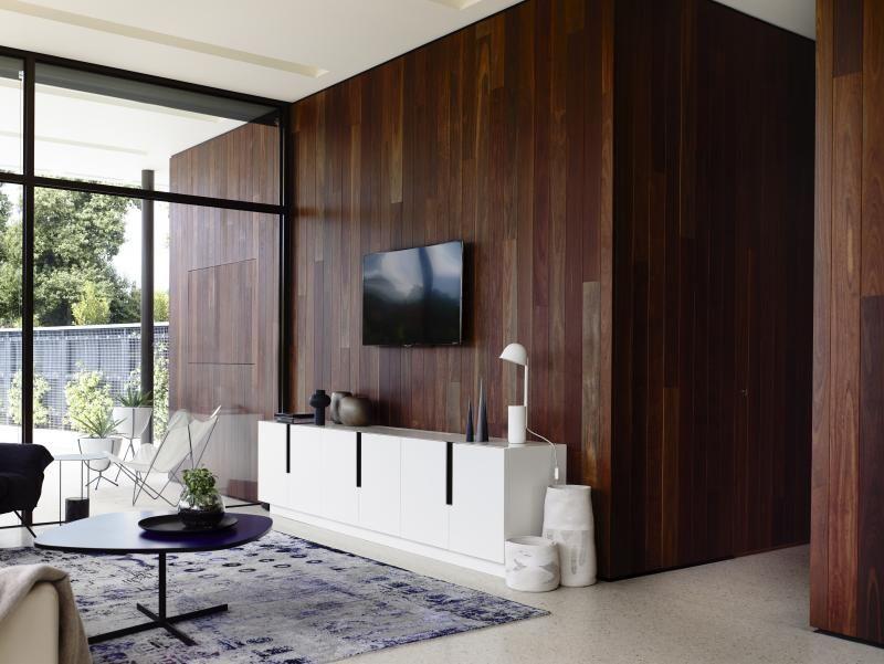 Doherty Design Studios Swinburne Residence Living etc