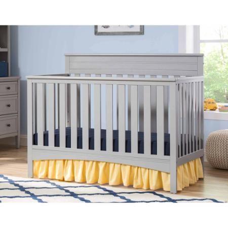 Delta Children Fabio 4 In 1 Crib Walmart Com Delta Children 4 In 1 Crib Cribs