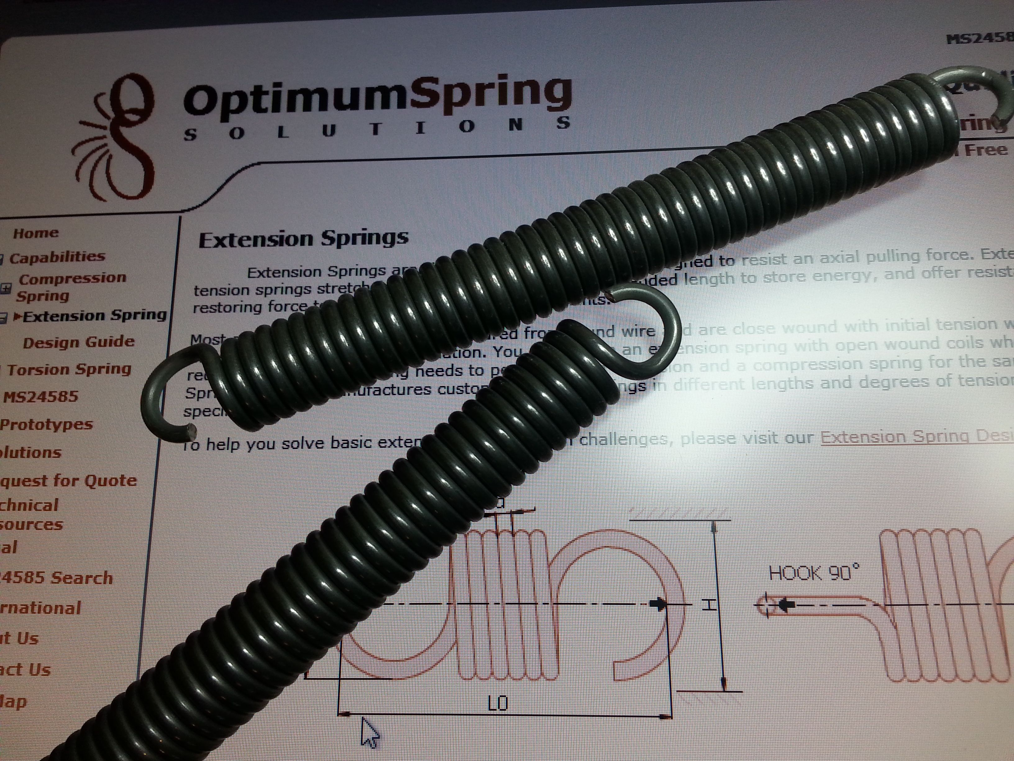 Pin By Optimum Spring On Extension Springs Garage Door Springs Garage Doors For Sale Extension Springs