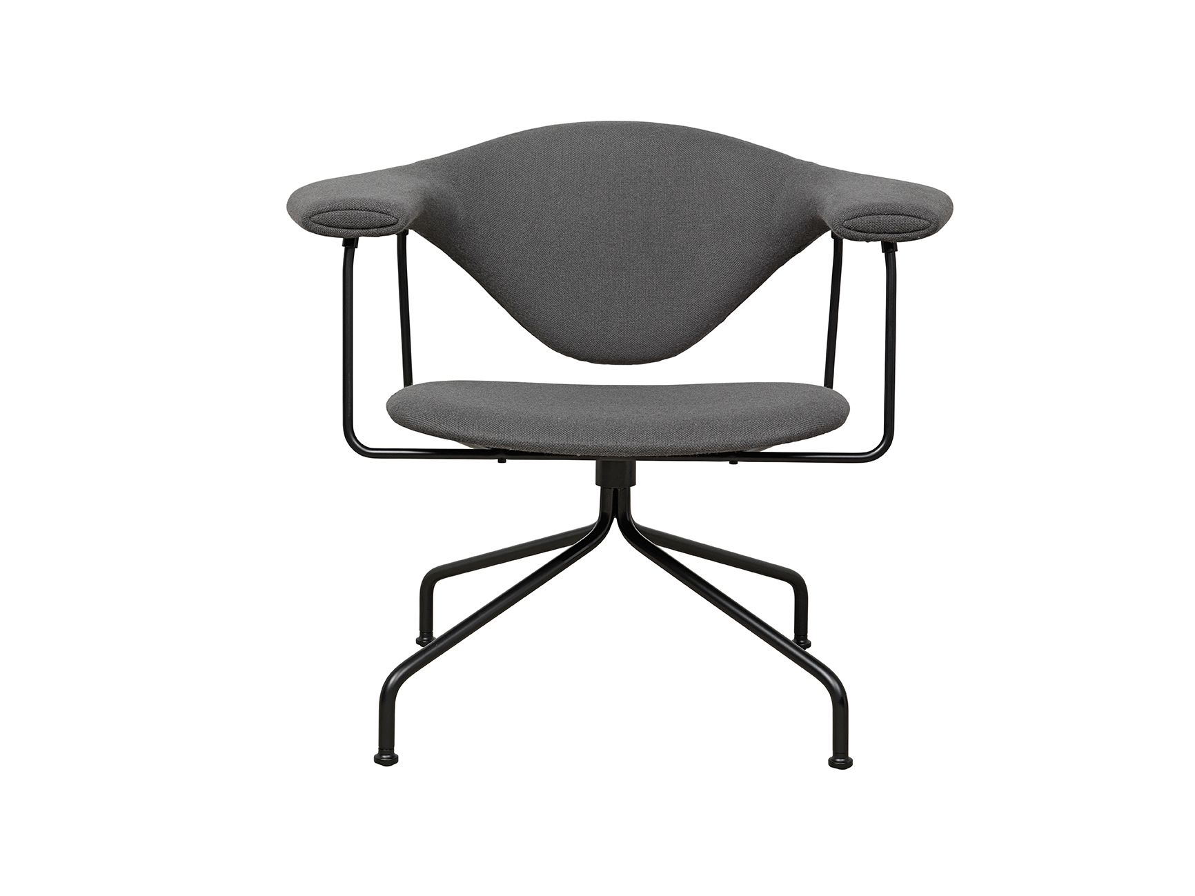 Gubi Masculo Lounge Chair By Gamfratesi Chair Gubi