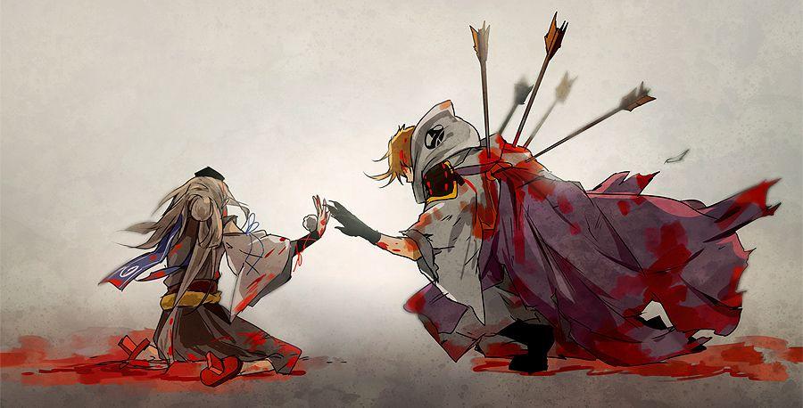 touken ranbu 1848072 イラスト 漫画イラスト 刀剣 乱舞