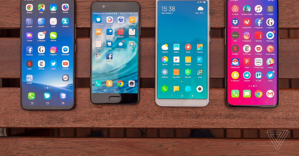 How china rips off the iphone and reinvents android with
