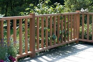 Hekwerk Hout Tuin : Tuin hekwerk hout buiten tuin tuin hekwerk tuin en voortuin hek