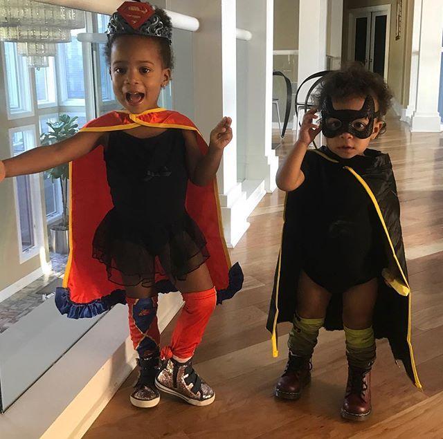 Superwoman  Batwoman  Toddler Baby Girl Fashion