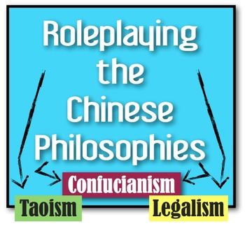 confucianism daoism and legalism