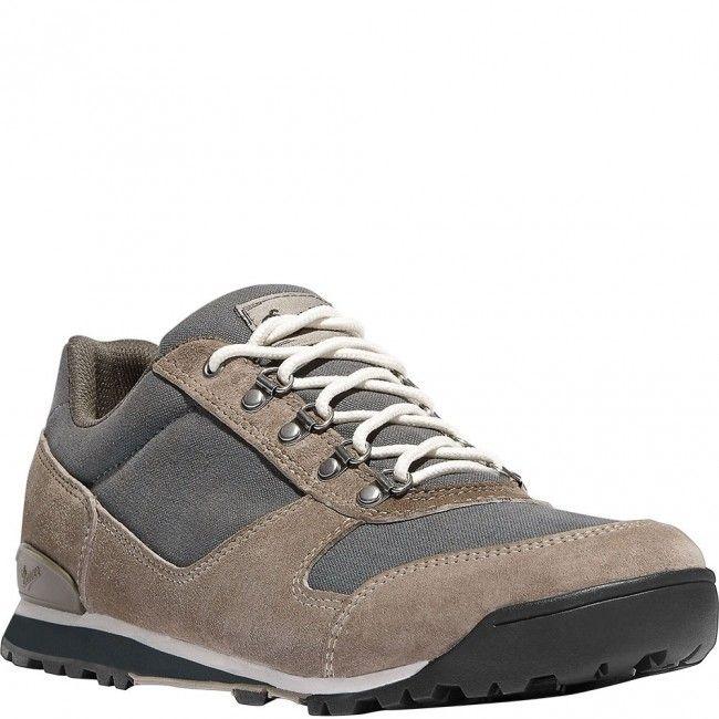 37384 Danner Men's Jag Low Hiking Boots - Timberwolf/Dark Shadow  www.bootbay.