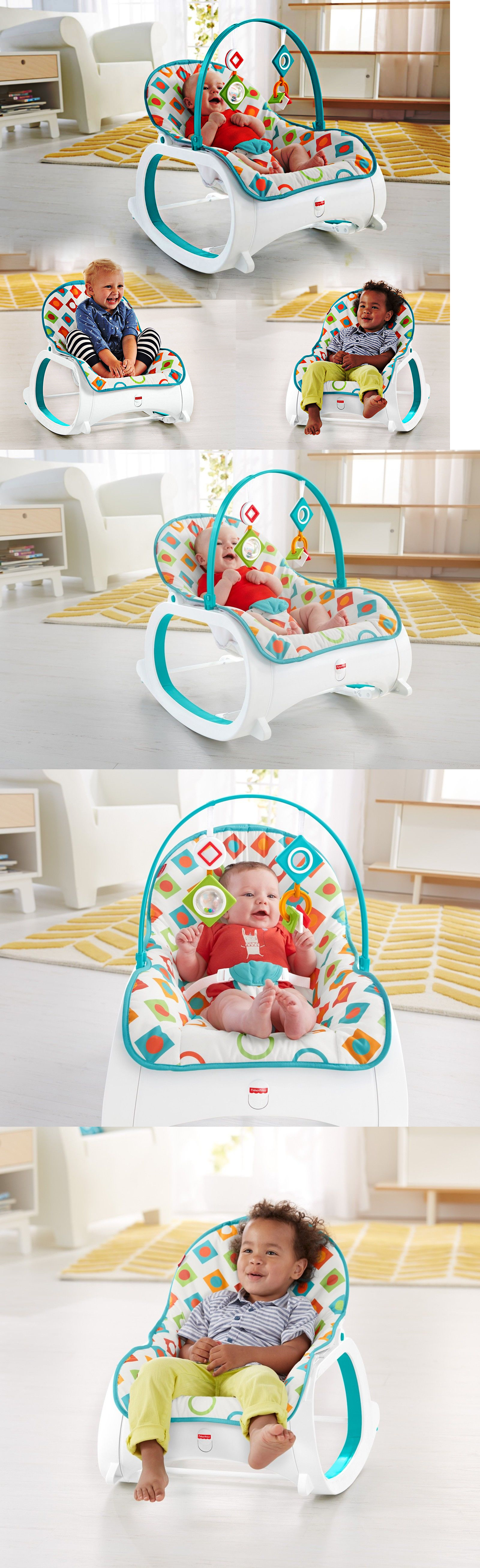 Baby and kid stuff new infant to toddler rocker bouncer seat baby