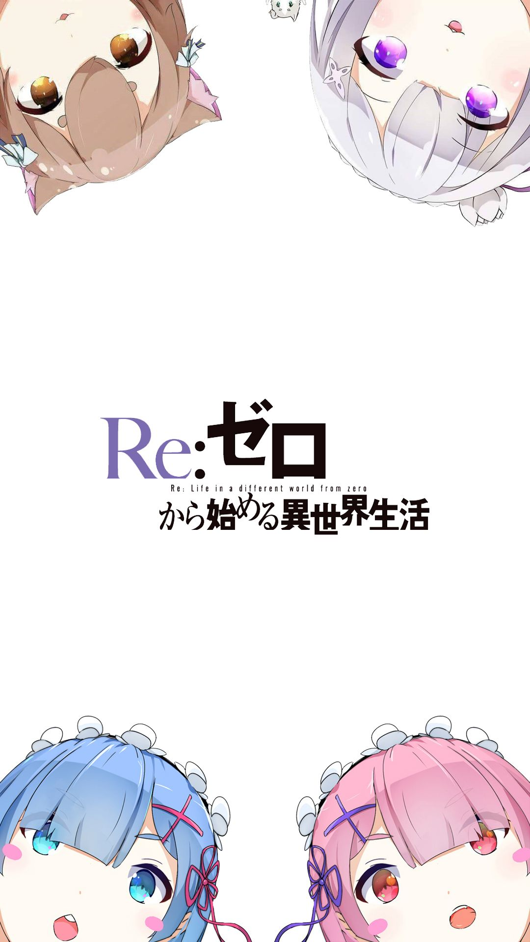 Re: zero wallpaper (with logo)