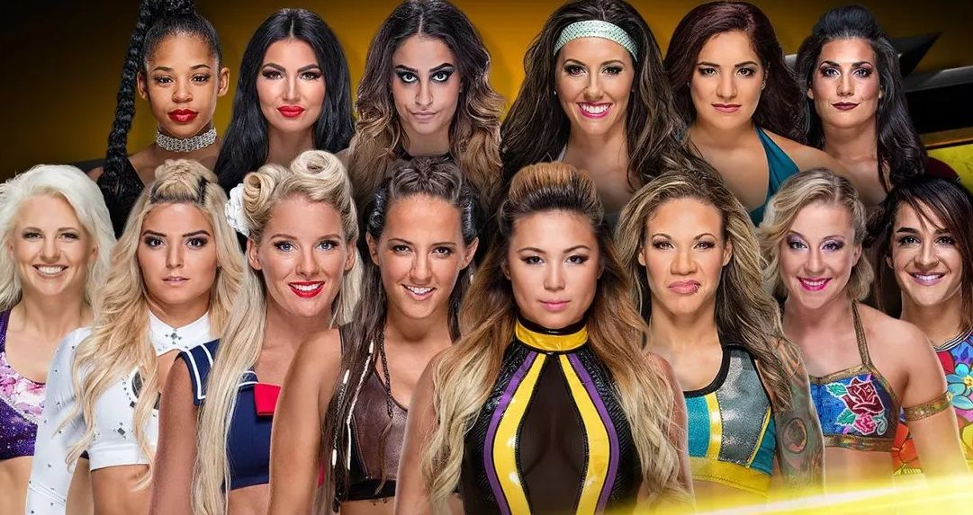 WWE Evolution Could Include Entire NXT Womens Roster