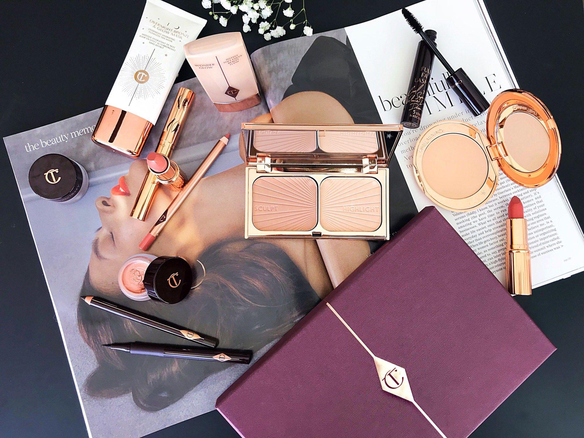 Косметика charlotte tilbury купить средство для снятия макияжа эйвон фото