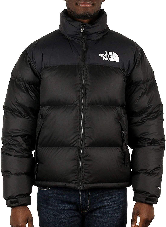 The North Face Black 1996 Retro Nuptse Jacket Men S Coats And Jackets The North Face Mens Jackets [ 1500 x 1099 Pixel ]