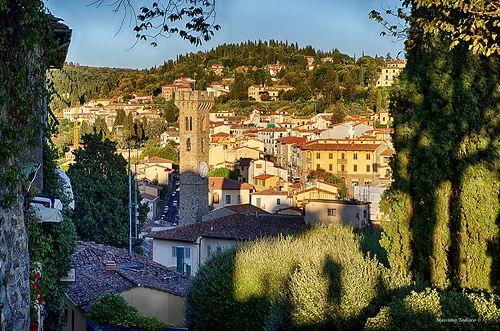 Fiesole  #TuscanyAgriturismoGiratola