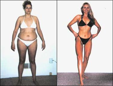 Body-for-Life: 12-week transformation with the following ...