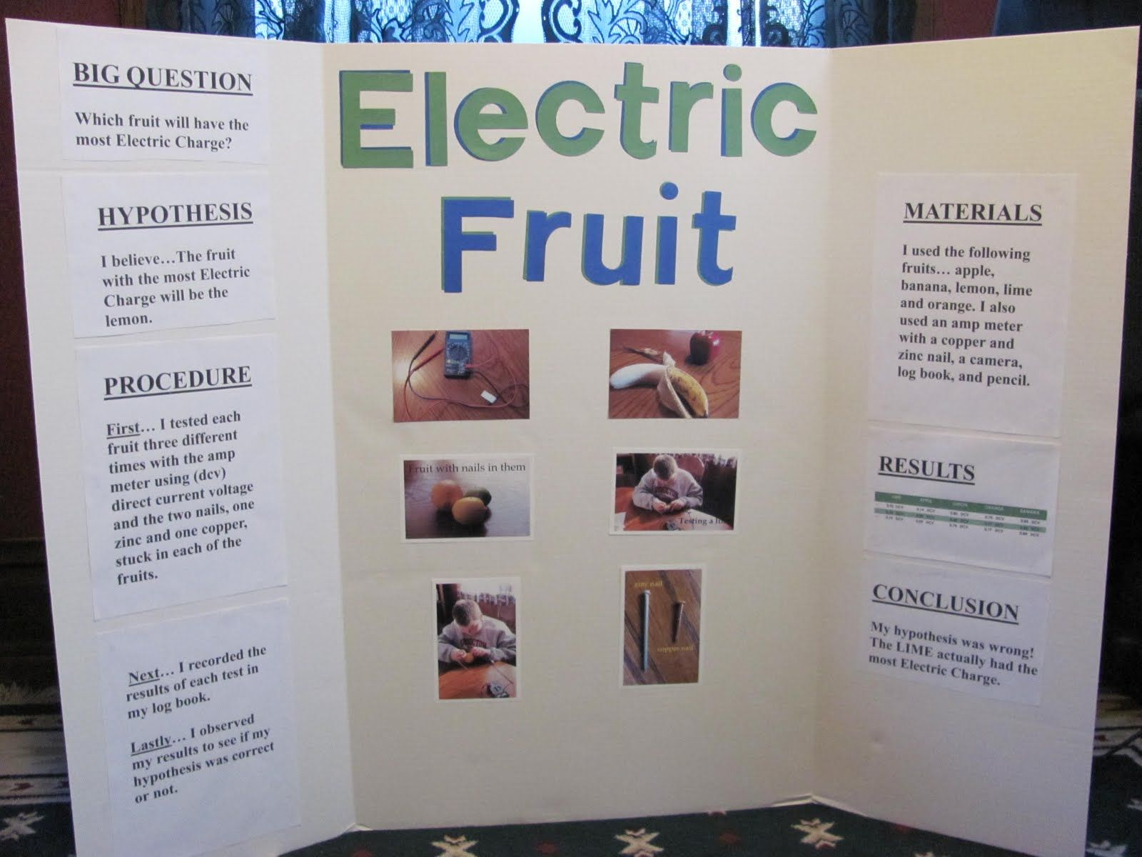 5th grade science projects ideas