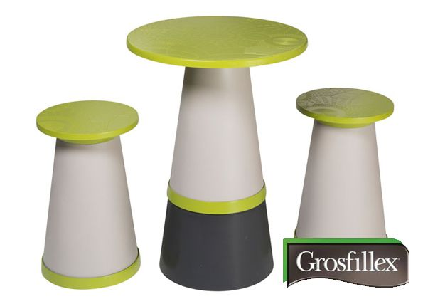GROSFILLEX / LE MOBILIER OUTDOOR MADE IN FRANCE | Mobilier ...