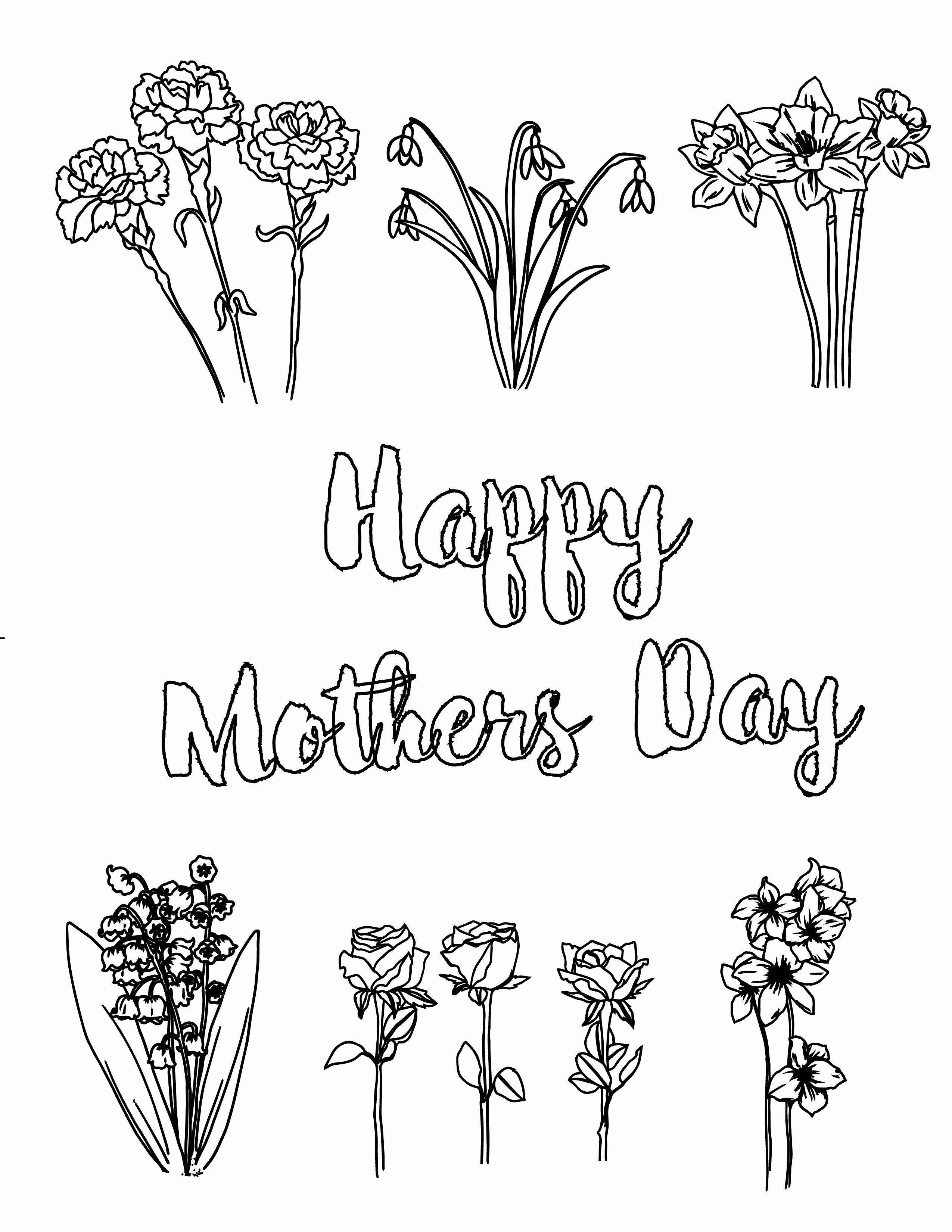 Mother Day Card Coloring Page Lovely Coloring Book Incredible Mothers Day Col Mothers Day Coloring Pages Mothers Day Coloring Cards Mothers Day Coloring Sheets