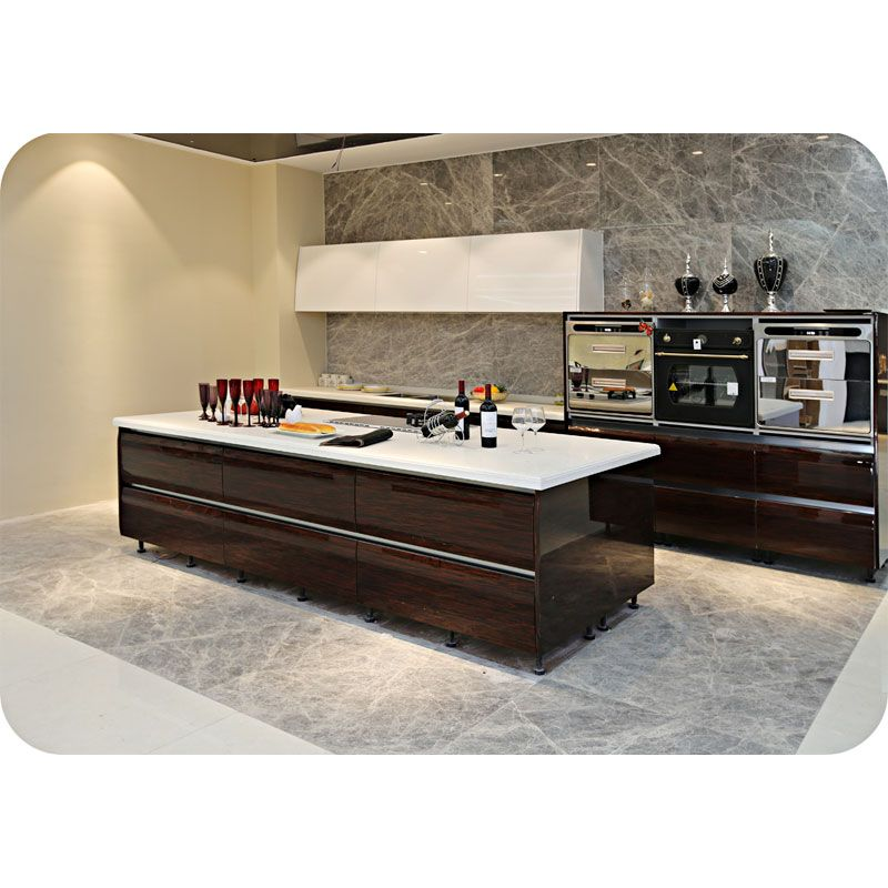 Contemporary Kitchen #Cabinet Countertop Edging: Beveled ...