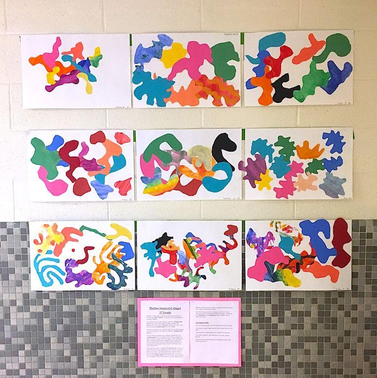 3rd grade art lessons 3rd grade art lesson abstract art