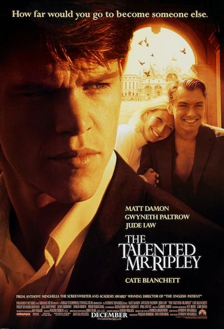 The Talented Mr. Ripley: The Wardrobe   Feather Factor