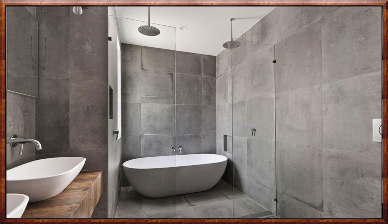 Badezimmer Betonoptik ~ Großzügig badezimmer betonoptik ideen die besten einrichtungsideen