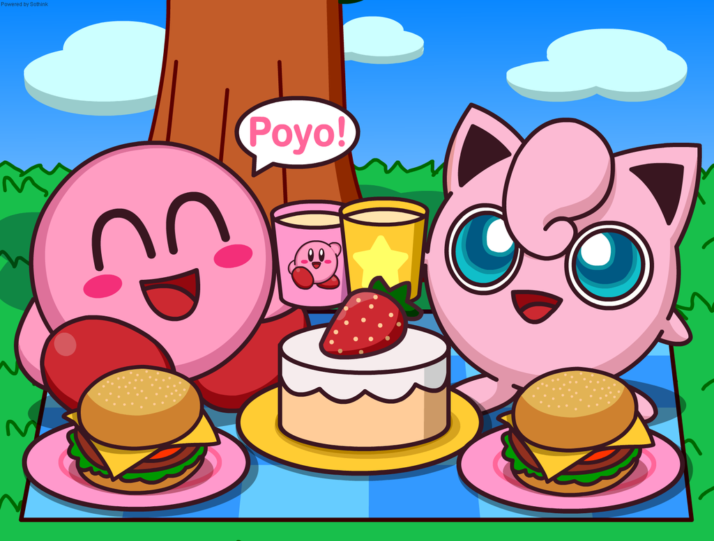 Kirby eating food and jigglypuff by kittykun123iantart on kirby eating food and jigglypuff by kittykun123iantart on deviantart voltagebd Gallery